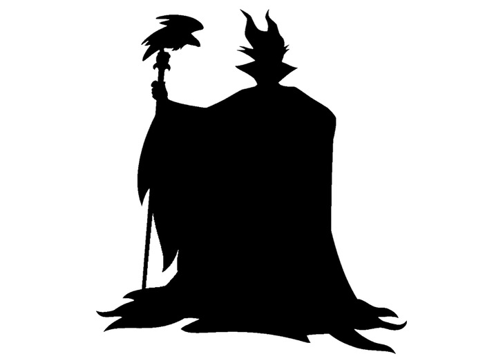 Evil Toothed Slug Chase Silhouette by Richtoon on DeviantArt
